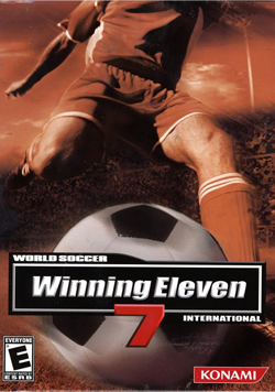 Winning Eleven 7 Cover